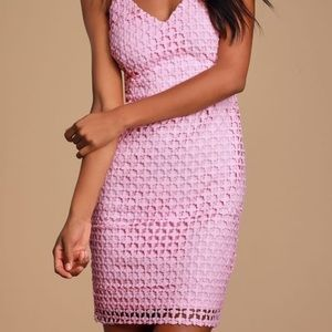 NWT 💕 Pretty in Pink Dress